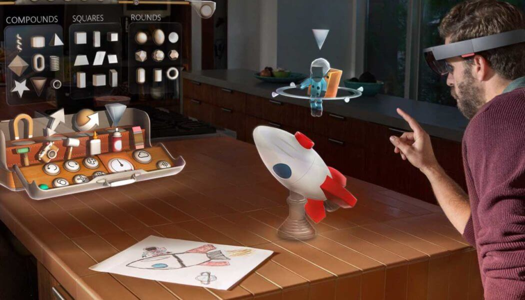 Microsoft HoloLens gets a boost with the inclusion of new AI chip