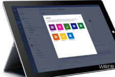 Microsoft employee empowerment and intelligent communication vision to foster a new work culture