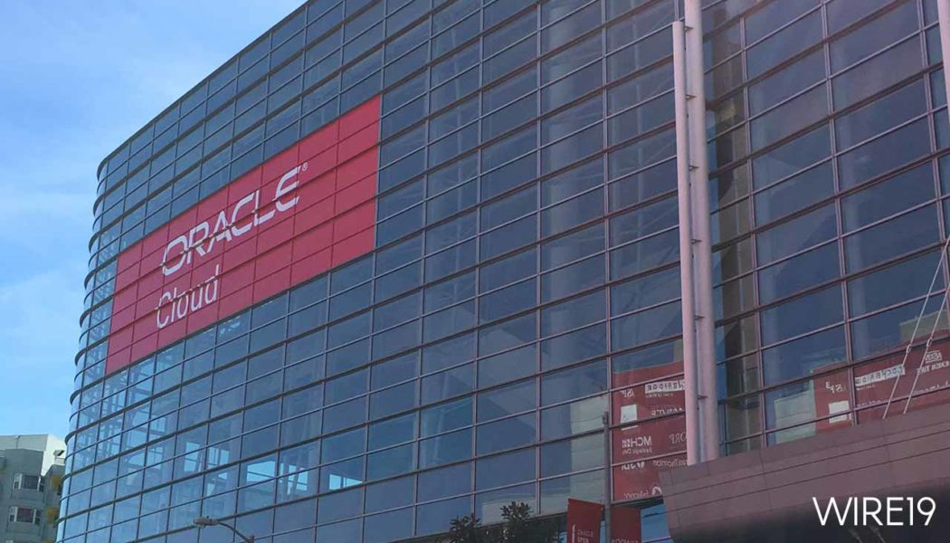 "Oracle Introduces World's First ""Fully Autonomous"" Database Cloud Service."