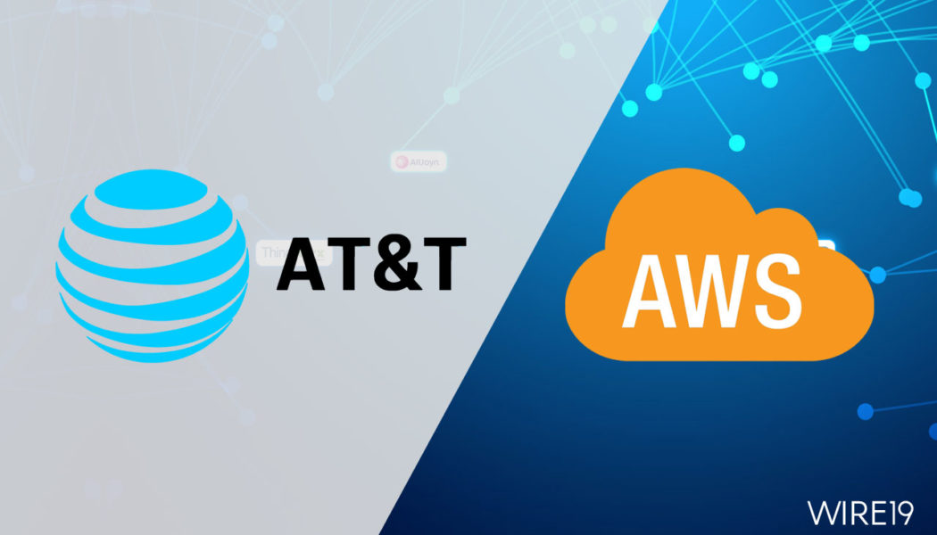 AT&T expands collaboration with AWS to further cloud bond with enterprises