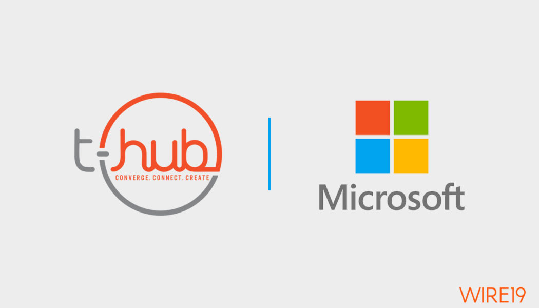 T-Hub and Microsoft launch accelerator program for startups