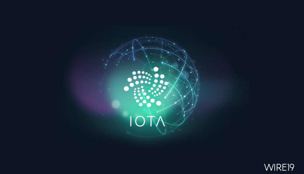 Blockchain network IOTA surges high after partnering with firms like Microsoft and Accenture