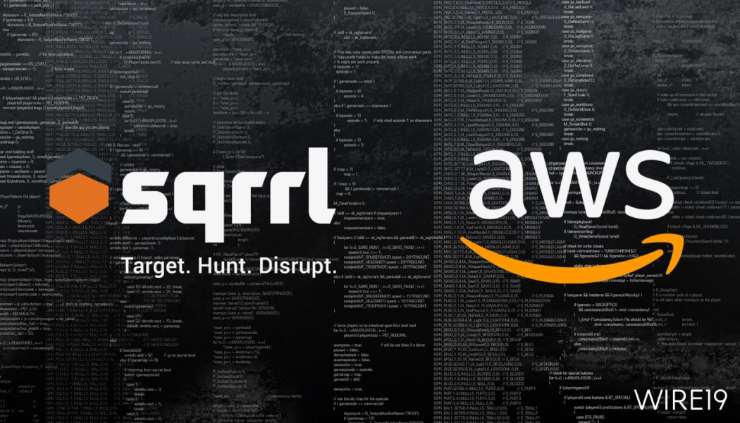 AWS acquires cybersecurity startup Sqrrl to strengthen its public cloud security