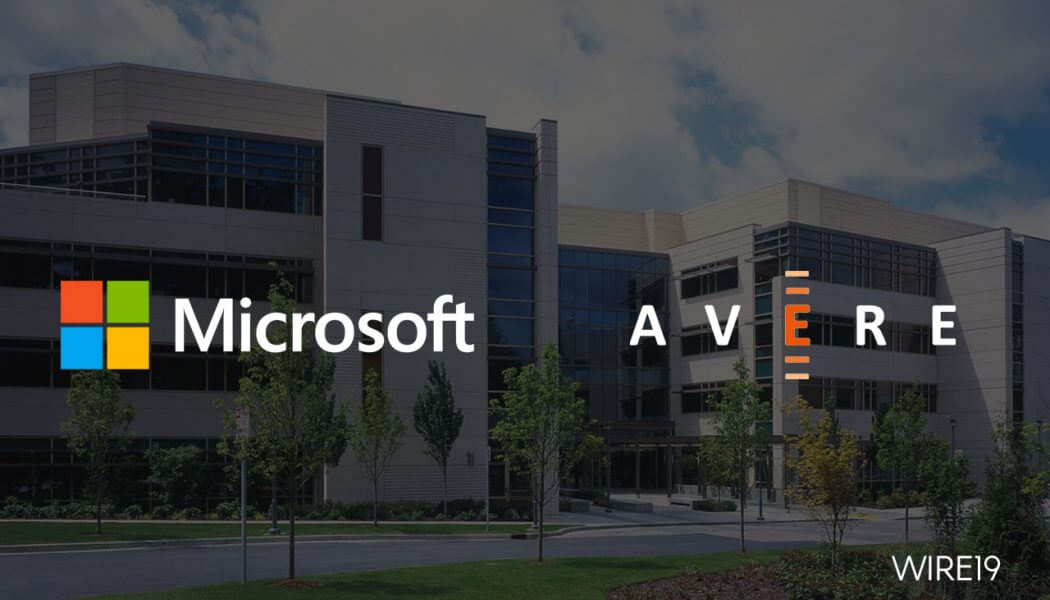 Microsoft acquires Avere Systems to enhance its cloud expertise