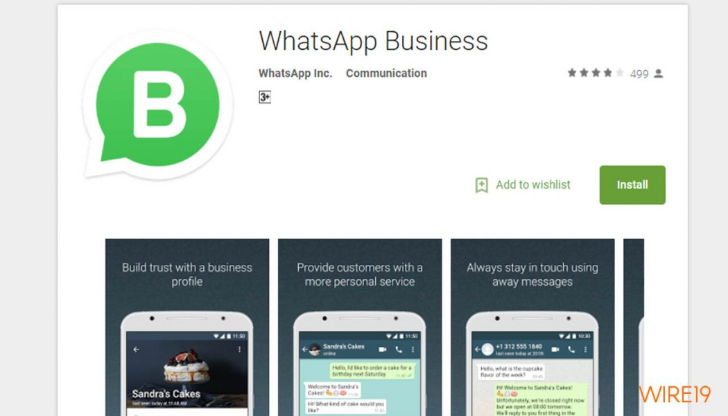 WhatsApp launches free to download Android app for businesses