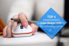 Top 4 announcements in Union Budget 2018 for the technology sector