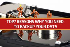 Top 7 reasons why you need to backup your data in 2018