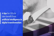 4 tips for CIOs to take benefit from artificial intelligence in digital transformation