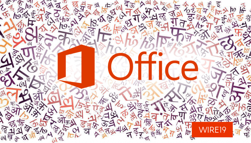 Microsoft adds support for 15 Indian languages to its email address platforms
