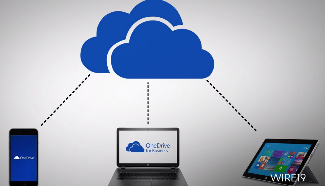 Microsoft Will Give You OneDrive for Business Free