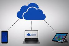 Microsoft targets cloud-storage rivals with free 'OneDrive for Business' offer