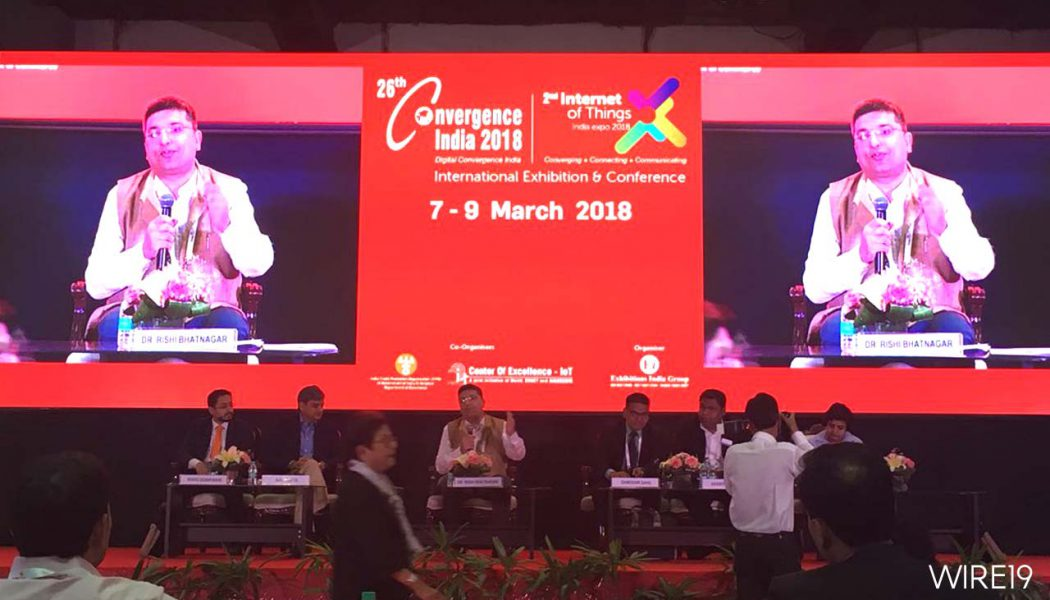 Indian market rife with IoT, mobility opportunities and presents huge potential for 5G technology – 2nd IoT India Expo 2018