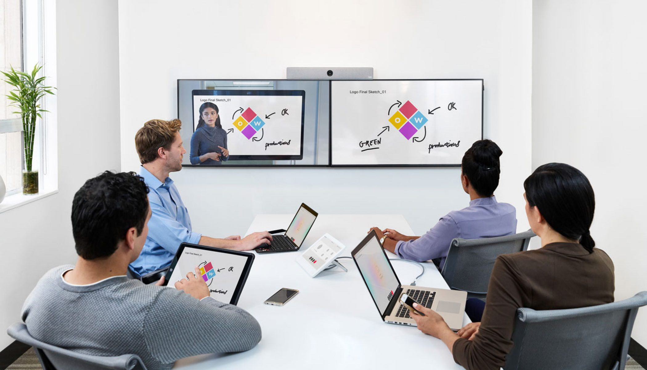 Cisco converges Spark and Webex for better team
