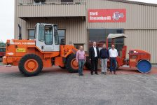 cablex acquires equipment and staff of Stierli Strassenbau AG, Unterentfelden
