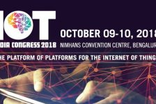 IET India IoT Panel joins hands with Exhibitions India Group for the 3rd edition of IoT India Congress