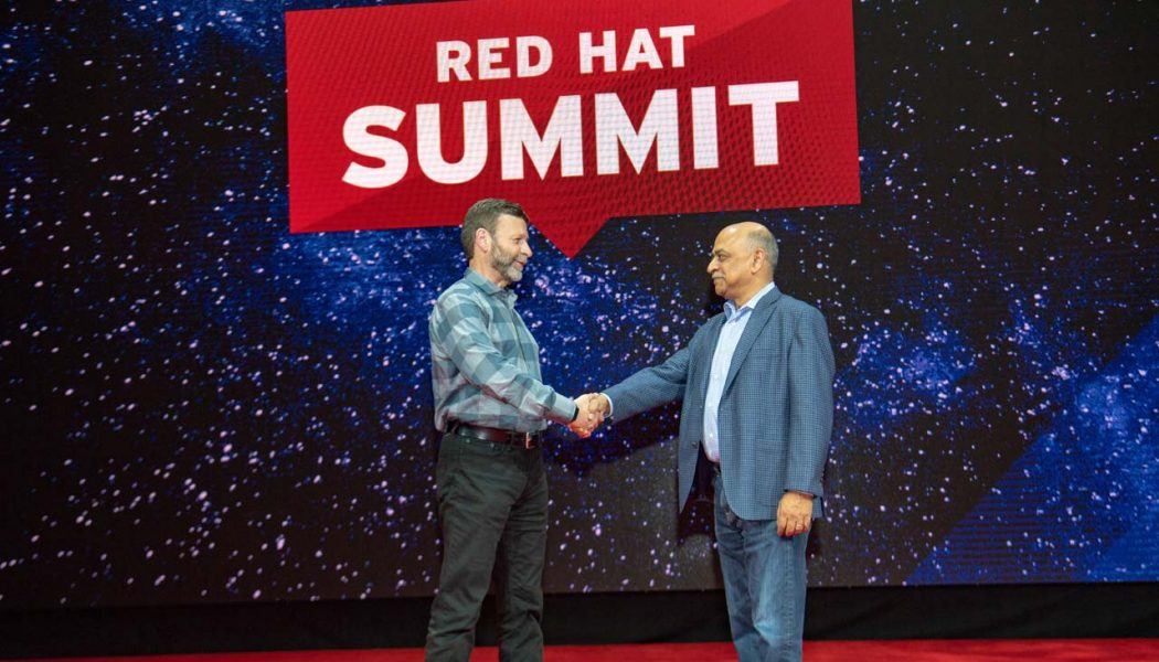 Red Hat and Microsoft co-develop OpenShift on a public cloud