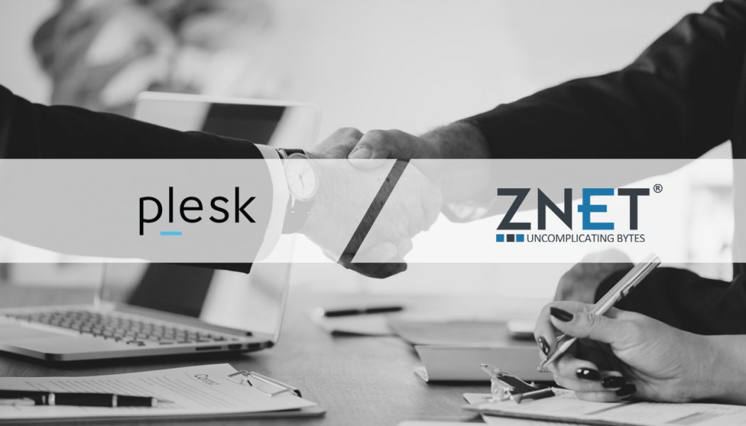 ZNet becomes authorized Plesk distributor in India