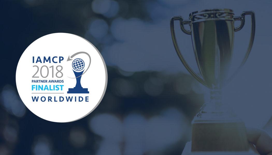 IAMCP Announces Finalists in the 2018 Global Partner-to-Partner Awards Program, RackNap among the elite group