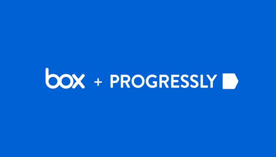 Box acquires Progressly
