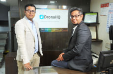 DronaHQ founders