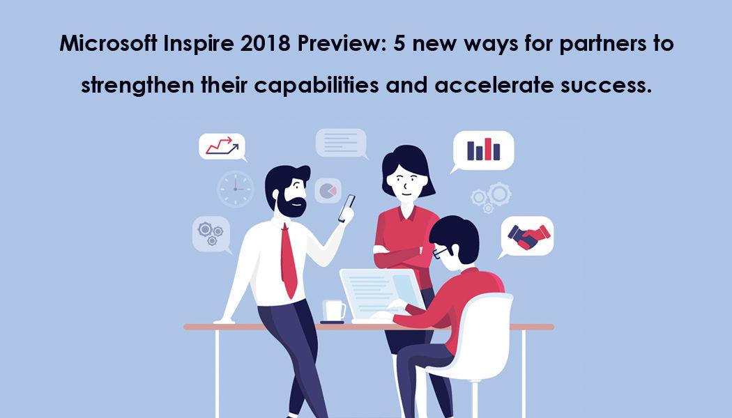 Microsoft Inspire 2018