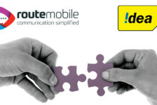 Route Mobile partners with Idea Cellular to manage the international A2P SMS traffic in India