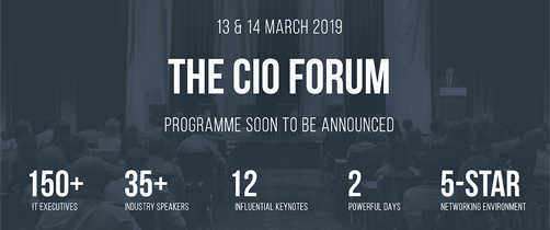 The CIO Forum 2019