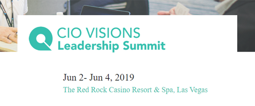 CIOs Vision Leadership Summit