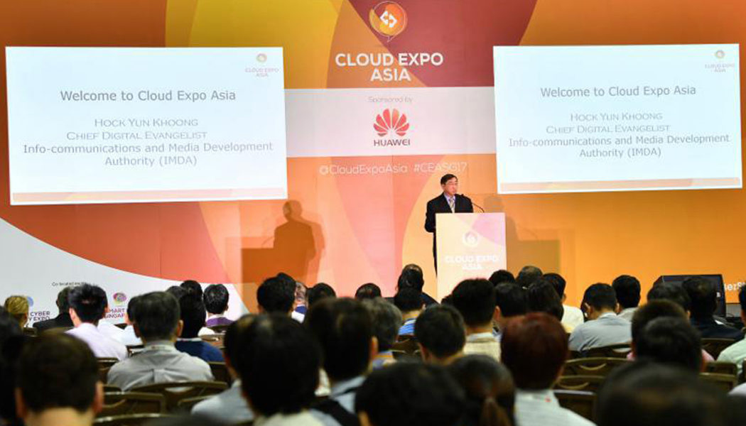Cloud Expo Asia 2018