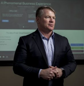 Chris Essex, Sr. Vice President of Global Sales and Channel Chief