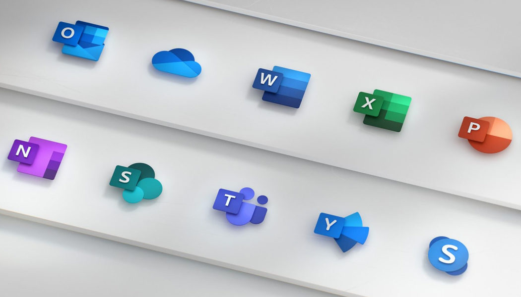 Microsoft updates Office 365 app icons to match pace with modern work life