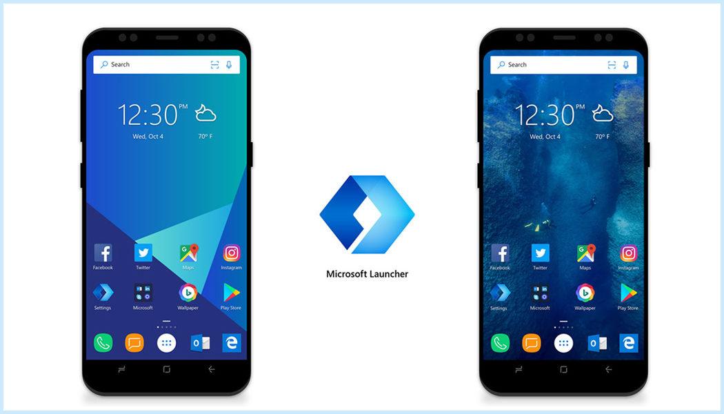 Microsoft Launcher for Android gets last major update of 2018