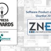 ZNet Technologies shortlisted for Software Product of the Year in Express I.T. Awards 2018