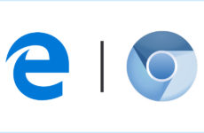 Microsoft Edge adopts Chromium