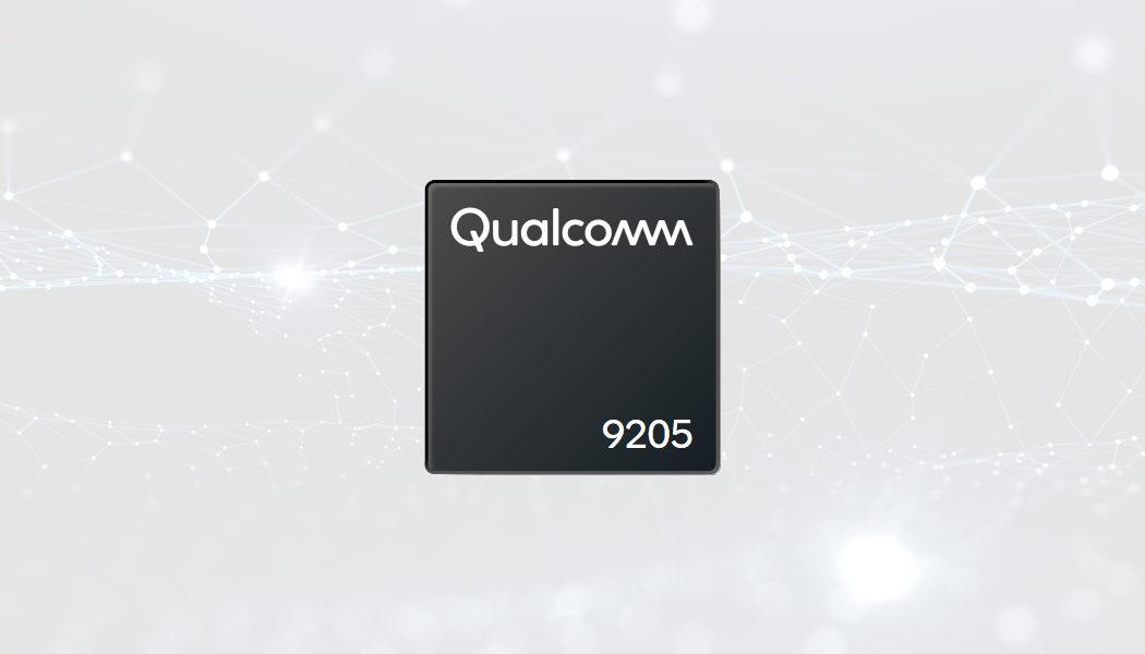 Qualcomm 9205 LTE modem
