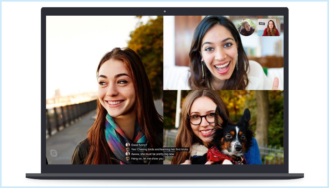 Microsoft brings live captions and subtitles to Skype and PowerPoint