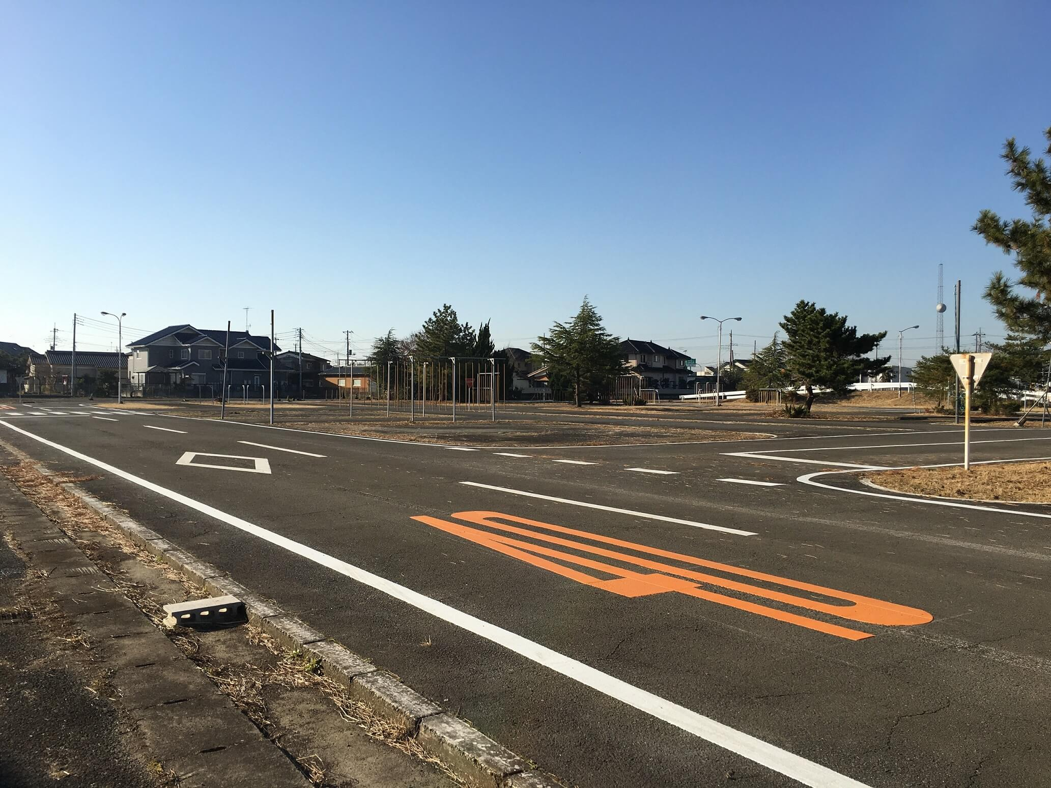AI Autonomous Driving Park