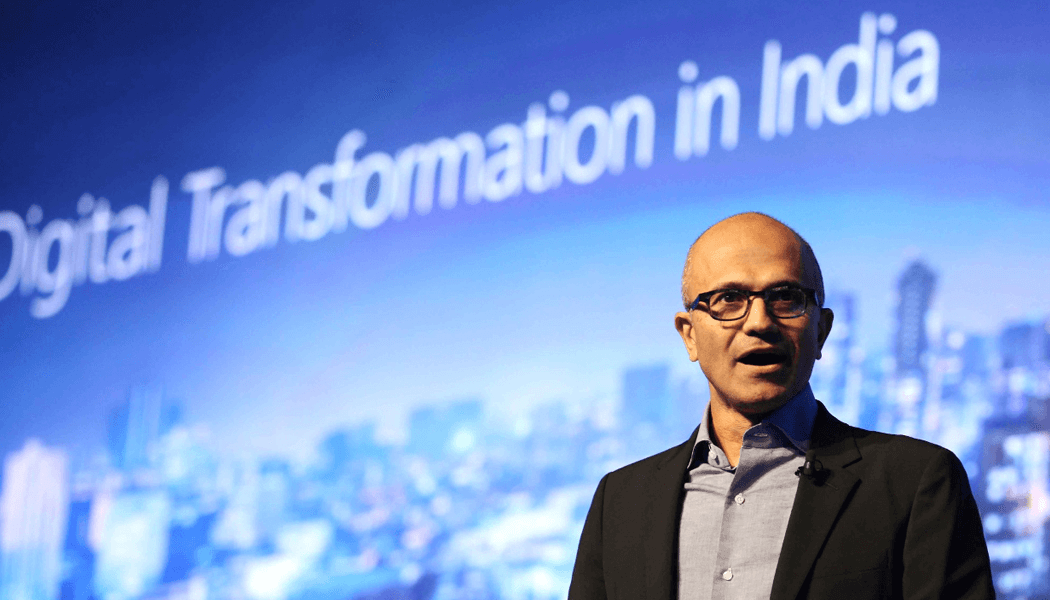 Microsoft #AIforALL vision for India