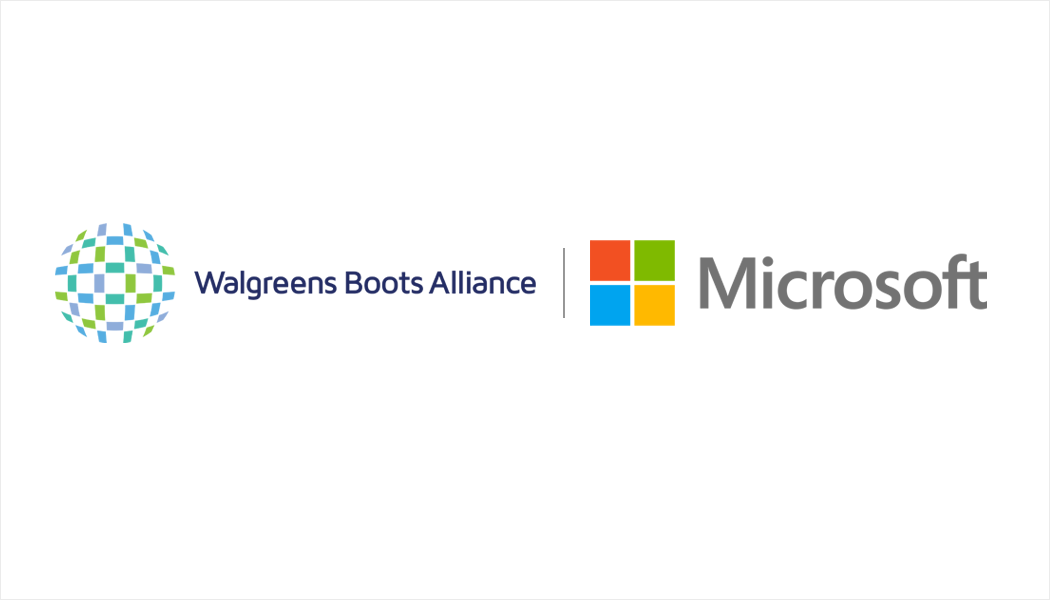 Walgreens Boots Alliance and Microsoft