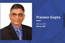 Praveen Gupta, MD and CEO, Raheja QBE