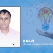R Ravi, CEO & Founder, Epiance Software