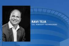 Ravi Teja, CEO, Robosoft Technologies