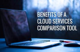 Cloud services comparison tool – AWS Vs Google Vs IBM Vs Microsoft