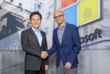 Microsoft and SK Telecom