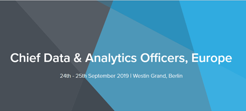 Chief Data & Analytics Officers