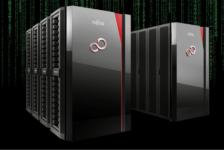 Fujitsu supercomputer