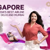 Air Vistara goes international