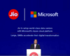 Jio and Microsoft