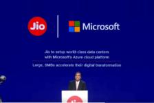 Jio and Microsoft