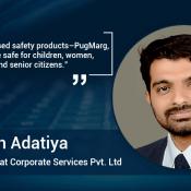 Harish Adatiya, CEO, Airavat Corporate Services